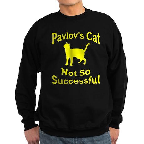 Pavlov's Cat Not So Successfu Sweatshirt (dark)