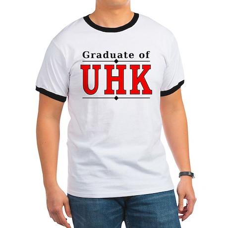 2-Sided Alumni - UHK Ringer T