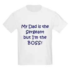 Sergeant Boss T-Shirt