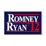 Romney Ryan Car Magnet 20 x 12