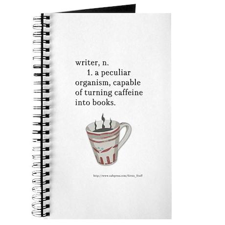 Writers and Caffeine Journal
