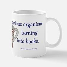 Writers and Caffeine Mug