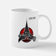 Klingon Empire ship 2 Mug