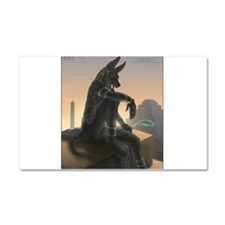 Best Seller Anubis Car Magnet 20 x 12