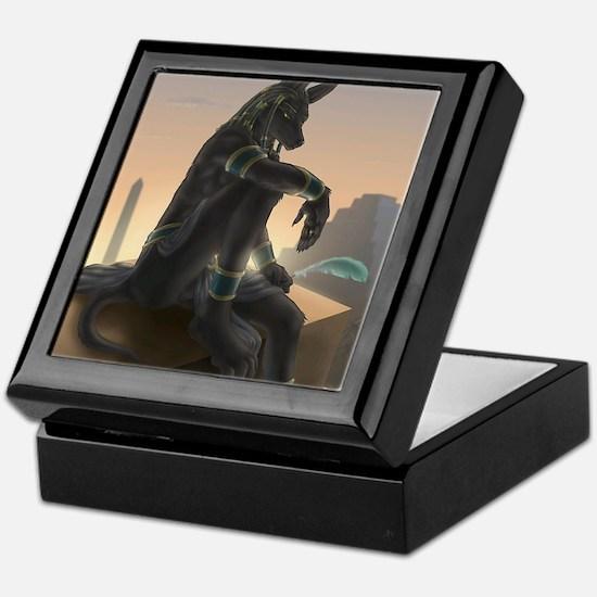 Best Seller Anubis Keepsake Box