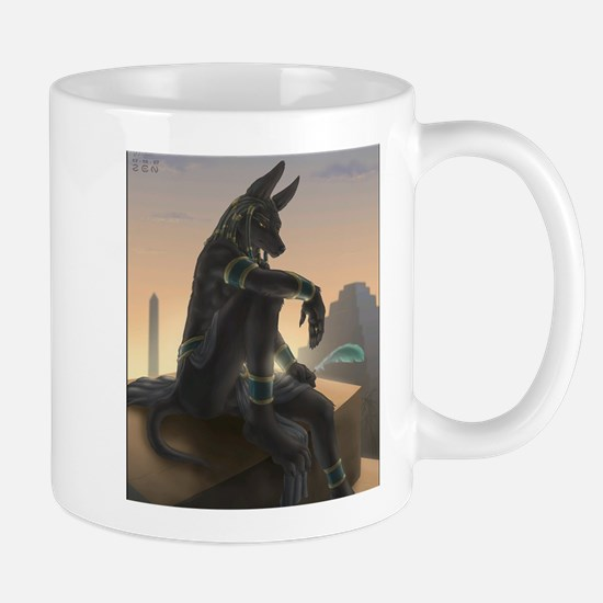 Best Seller Anubis Mug