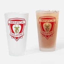 Benfica Sempre (Always) Football Team Drinking Gla