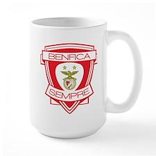 Benfica Sempre (Always) Football Team Mug
