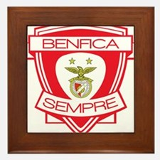 Benfica Sempre (Always) Football Team Framed Tile
