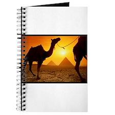 Egyptian Bedouin Camel Journal