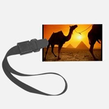 Egyptian Bedouin Camel Luggage Tag