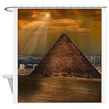 Giza Shower Curtain