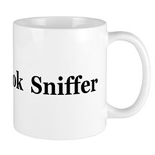 Book Sniffer Mug
