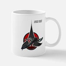 Klingon Empire Raptor Mug