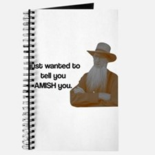 AMISH You Journal