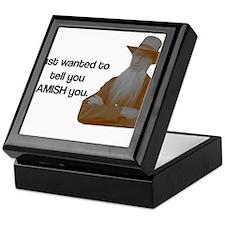 AMISH You Keepsake Box