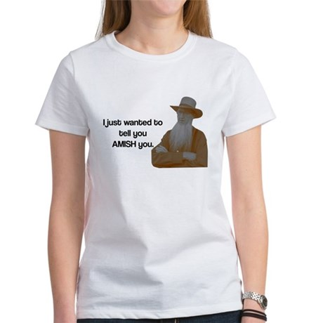 AMISH You Women's T-Shirt