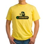 Ketchum Complex Achievement Unlocked Yellow T-Shir