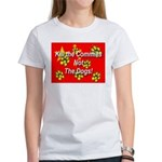Kill the Commies Not the dogs Women's T-Shirt