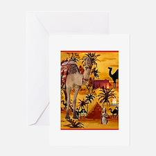 Best Seller Camel Greeting Card