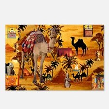 Best Seller Camel Postcards (Package of 8)