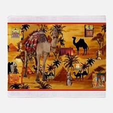 Best Seller Camel Throw Blanket