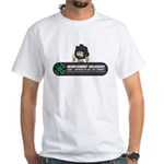 Bringer of All The Things White T-Shirt