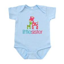 Funky Giraffe Little Sister Body Suit