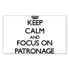Auto Racing, Sports Pictogram Sticker (Rectangular