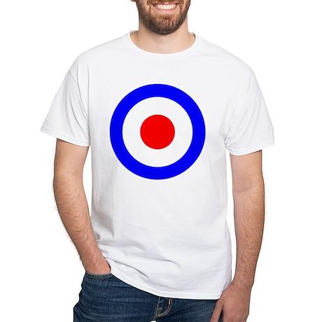 Black T - Mod Target Black T-Shirt T-Shirt