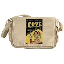 Love Journal #16 Messenger Bag