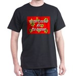 Kill the Commies Not the Cani Black T-Shirt