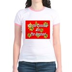 Kill the Commies Not the Cani Jr. Ringer T-Shirt