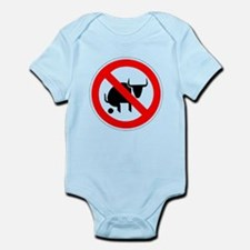 No Bullshit Infant Bodysuit