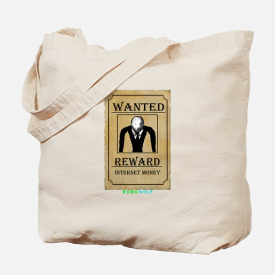 Slender Wanted Tote Bag