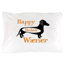 Happy Hollow Wiener Pillow Case