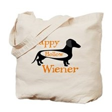 Happy Hollow Wiener Tote Bag