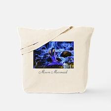 Moon Mermiad Tote Bag