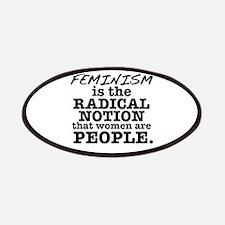 Feminism Radical Notion Patches