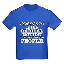 Feminism Radical Notion T