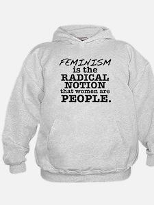 Feminism Radical Notion Hoodie