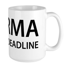 Karma has no deadline Mug