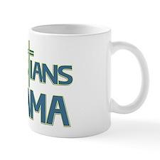 Christians for Obama Blue Mug