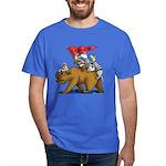 Free the Ferret Dark T-Shirt