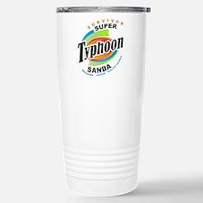 Typhoon Sanba Survivor Travel Mug
