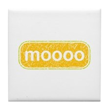 moooo Tile Coaster