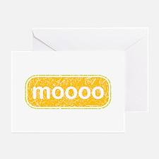 moooo Greeting Cards (Pk of 10)