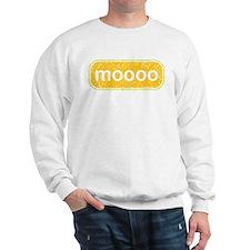 moooo Sweatshirt