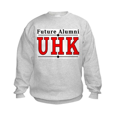 2-Sided Alumni - UHK Kids Sweatshirt