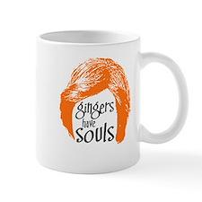 Gingers Have Souls Small Mug